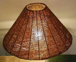 Beaded Lamp Shades
