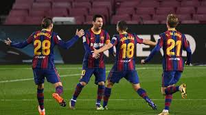 Барселона – Реал Сосьедад: обзор и счет матча 16 декабря 2020