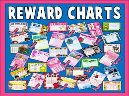 Reward Chart Target 100 Childrens Reward Charts Teaching Resources Eyfs Ks1 Ks2 Behaviour Target