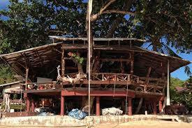 The Tree House On Sunset Beach Haad Rin Nai Koh Phangan Is A Treehouse Koh Phangan