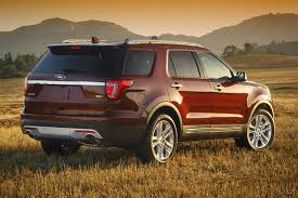 2016 Ford Explorer Color Chart 2015 Vs 2016 Ford Explorer Whats The Difference Autotrader