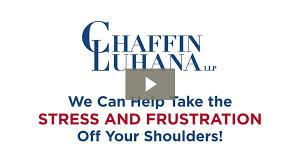 Pittsburgh Personal Injury Lawyers   Chaffin Luhana LLP