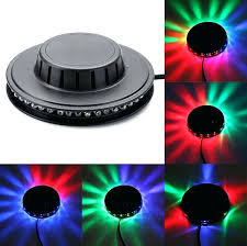 full image for party bar portable led stage lighting kit multi laser adjustment wedding club