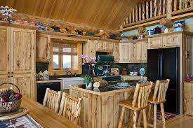 cabin kitchen design. Great Log Cabin Kitchen Ideas Awesome Pictures Kitchens Design