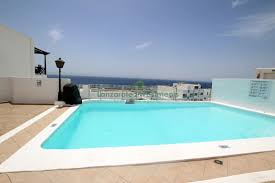 Stunning Two Bedroom Apartment With Sea Views In Puerto Del Carmen.