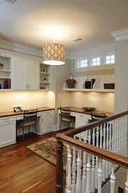 traditional hidden home office desk. Built In Office Desk Home Traditional With Regard To Brilliant House Ideas Hidden E