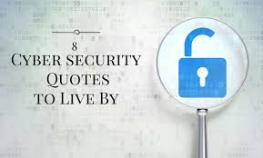 Security Quotes Classy Words To Live By Quotes From 48 Cybersecurity Influencers