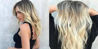 bage and ombré hair color techniques explained what are the differences between bage and ombré