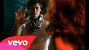 Vevo Charts Enrique Iglesias Ft Lil Wayne Push Enrique Iglesias