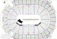 T Mobile Arena Seating Chart Seating Chart