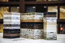 how to diffeiate between quartz granite