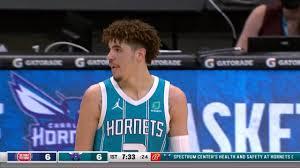 Hornets vs Pistons ...