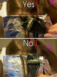 highlighting your hair