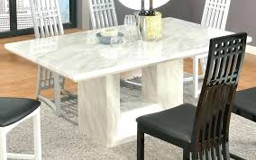 unique granite top round dining table and full size of dining room white marble top round top 5 gorgeous white marble round dining tables