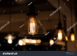 Old School Light Bulbs Old School Vingate Light Bulb Stock Image Download Now