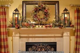 fall decorating ideas fireplace mantel 28 1 kindesign