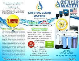 garden grove water crystal water system photo of crystal clear water systems garden grove ca united
