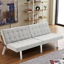 Slaapkamer Moderne Interieur Van Woonkamer Met Witte Muur Vloer