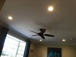 Replace Ceiling Fan With Recessed Light Pin By Az Recessed Lighting On Az Recessed Lighting