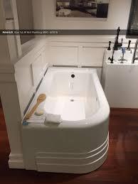 Americh Bow Tub Best Plumbing Wa 6 2016 Showroom Displays