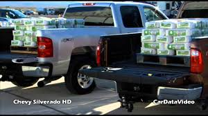 All Chevy chevy 1500 weight : Chevy Silverado HD Pickup - Payload Test vs.Ford SuperDuty Video ...