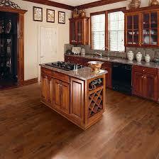 image red oak in kitchen