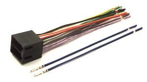 metra radio wiring harness releaseganji net Car Stereo Wiring Color Codes at Metra Car Stereo Wire Harness