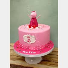 Peppa Pig For Girls The French Cake Company