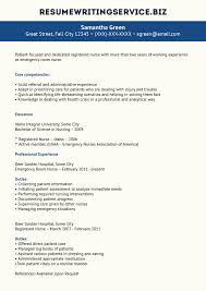 Nurse Resume Sample Of Resumes Nursing For Intended 15 Fascinating