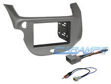 honda fit stereo parts accessories 2009 2012 honda fit car stereo radio installation dash kit w wiring harness