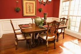 wide chair rails plement rooms with high ceilings