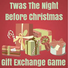 Gift Exchange Game This Might Be A Fun Twist  How Do It Christmas Gift Game Exchange
