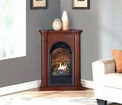 vent free electric fireplace white corner vent free gas fireplace mantels imposing decoration small electric fireplaces