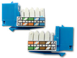 cat6 keystone jack wiring electrical schematic wiring diagram • how to terminate and install cat5e cat6 keystone jacks fs rh fs com cat6 keystone jack multiple colors cat 6 keystone jack wiring