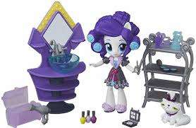 Игровой <b>набор Equestria Girls</b> с <b>мини</b>-куклой 12 см в ...