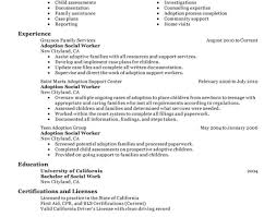 Social Work Resume Templates Tire And Lube Technician Sample Resume