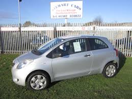 Second Hand Toyota Yaris 1.0 VVT-i T2 3dr for sale in Doncaster ...