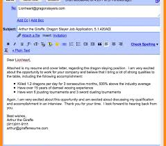 Email Attaching Resume Ander Letter Sample Attach Together Or