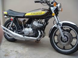 1975 kawasaki 500 h1f 2 stroke cafe racer for sale rare
