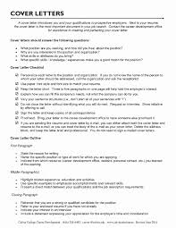 inspirational sample cover letter for resume document   sample cover letter for resume fresh appendix term paper sample civil marriage argumentative essay