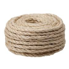 Natural Twisted Sisal Rope