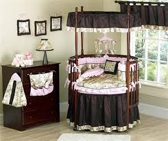 Round Baby Cribs Cheap