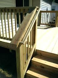 metal handrails for outdoor steps archive with tag creative outdoor stair railing ideas com regard to