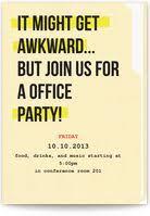 Office Event Invites