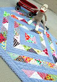 Easy Baby Quilts – co-nnect.me & ... Baby Quilt Patterns For Beginners Free Baby Quilt Kits To Sew Simple Baby  Blankets To Sew ... Adamdwight.com
