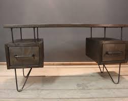 modern rustic office. Desk,Modern 2 Drawer Rustic Office Desk. (The Copford) Modern E
