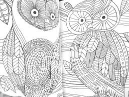 Small Picture Stunning Art Therapy Coloring Pages Animals Contemporary