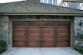 faux wood garage doors cost. Delighful Garage Faux Wood Garage Doors Prices Modern On Exterior Regarding Dark Wooden Door  Green Paint 3 Throughout Cost G