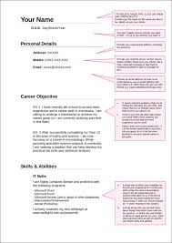 What To Include In A Resume If You Lack Experience Sample Templates