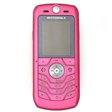 motorola flip phones pink. new motorola slvr l6 - pink (unlocked) cellular speaker phone flip phones